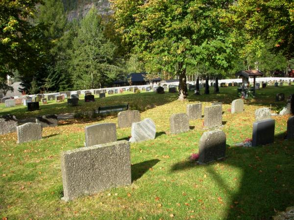 Åmli kyrkjegard – Åmli kyrkjegard