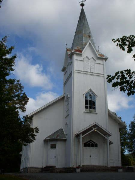 Åmli kyrkje 4