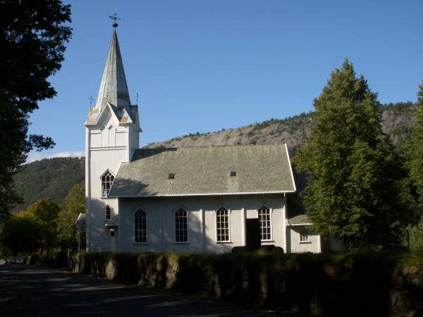Åmli kyrkje 3